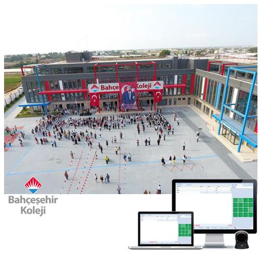 Bahçeşehir Koleji Antalya Serik Kampüsünde İmza Kantin Kart Sistemi