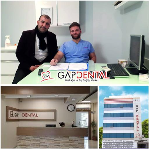 Gap Dental Web sitesi ve Dijital Reklam süreçleri için sözleşme imzalandı.